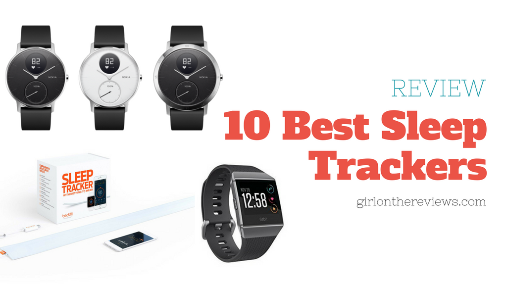 10 Best Sleep Trackers
