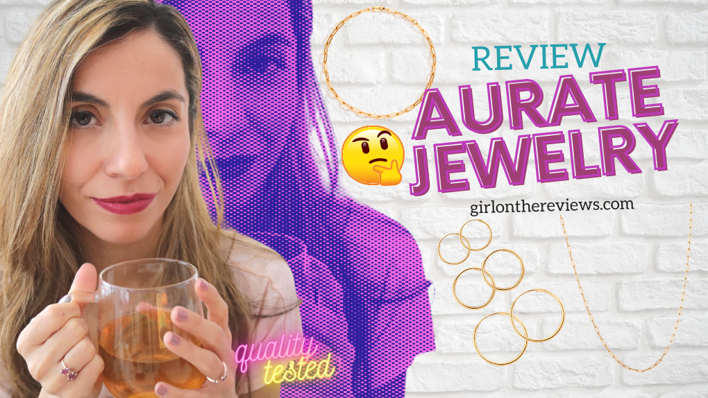 Aurate Jewelry Review – Buying Jewelry Online?! 🤔🤯