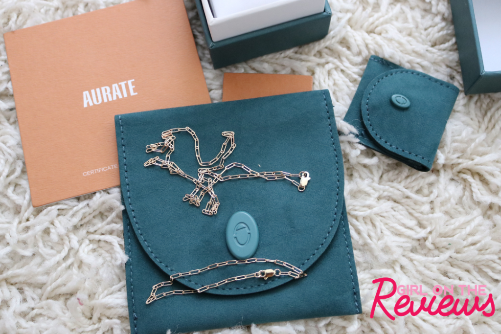 Aurate Jewelry Review, Aurate Review 2