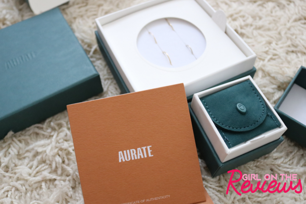 Aurate Jewelry Review, Aurate Review 3