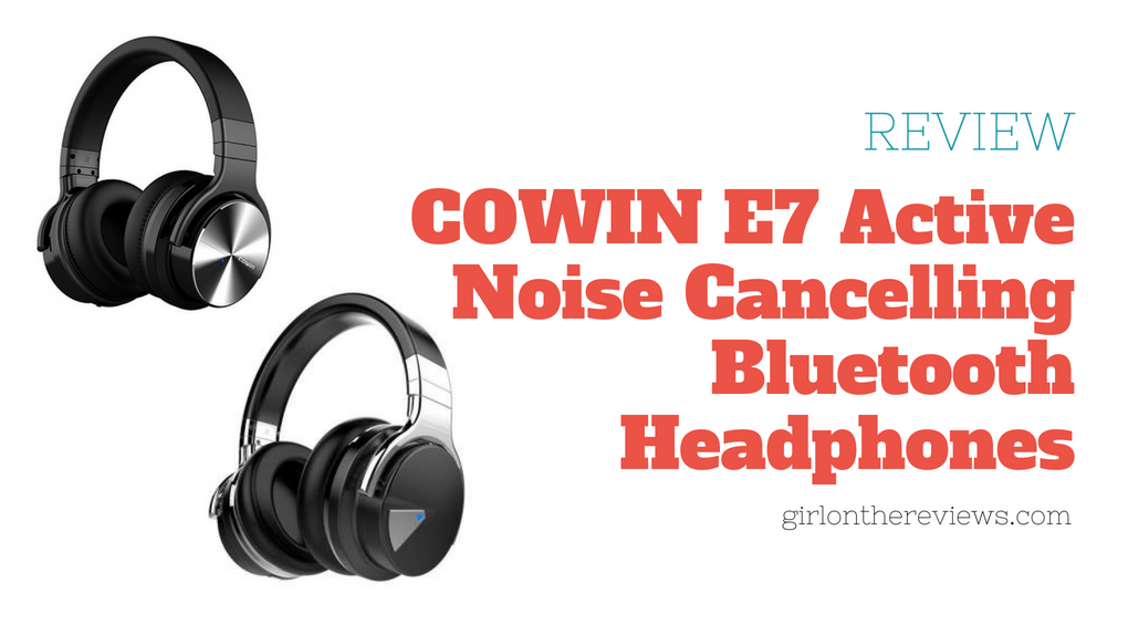 COWIN E7 Headphones Review
