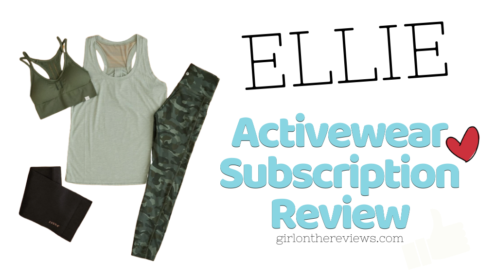 Ellie Active Wear Subscription Review