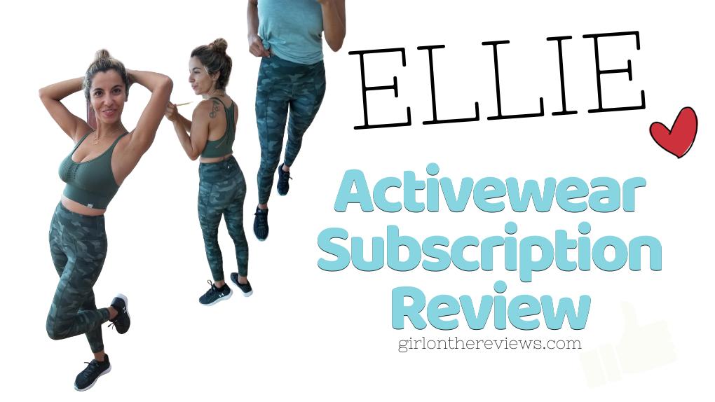 Ellie Active Wear Subscription Review