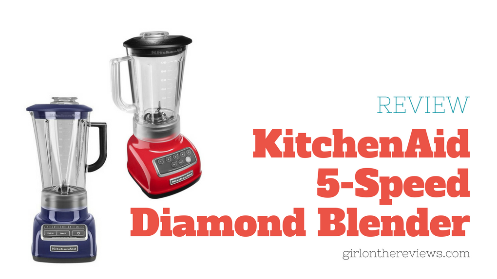 KitchenAid 5-Speed Diamond Blender Review