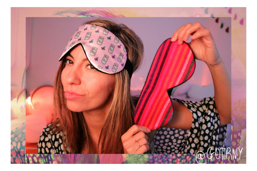 Perpetual Shades Sleep Mask Review, Perpetual Shades Eye Mask Review, Perpetual Shades Review, Girl On The Reviews
