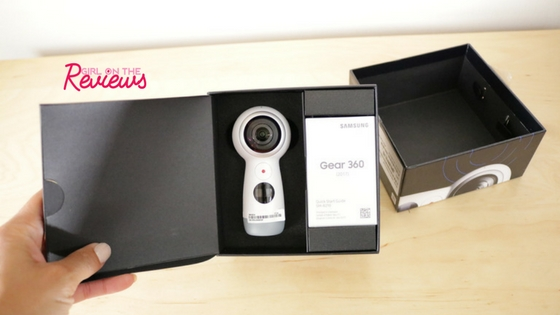 Samsung Gear 360, Samsung Gear 360 Review, Girl On The Reviews, Gear 360 Review