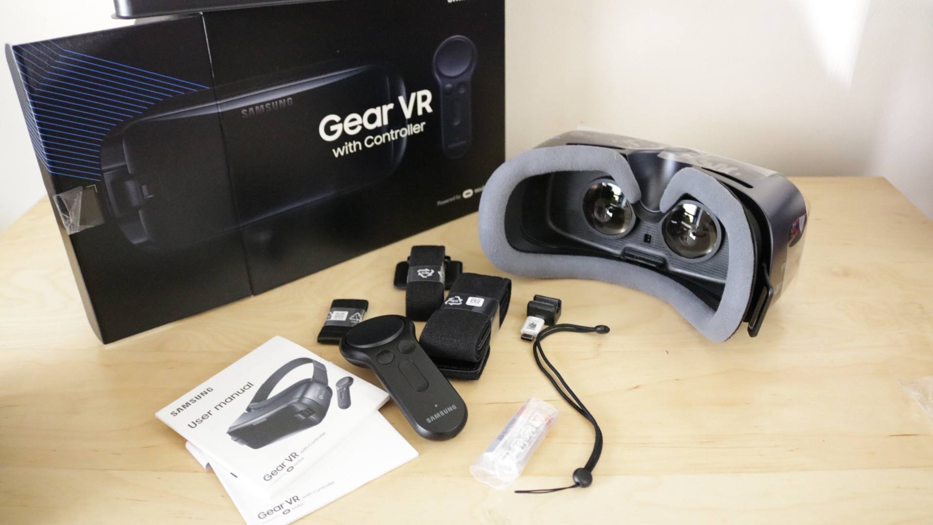 Samsung Gear VR Review, Samsung Gear VR 2017 Review, Samsung VR Review