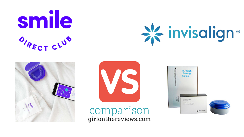 Smile Direct vs Invisalign Comparison Review