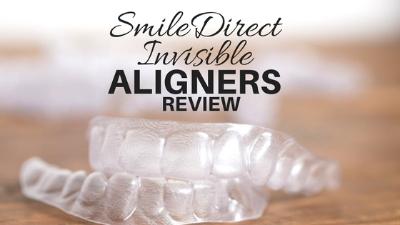 Actual Size Of  Smile Direct Club Clear Aligners
