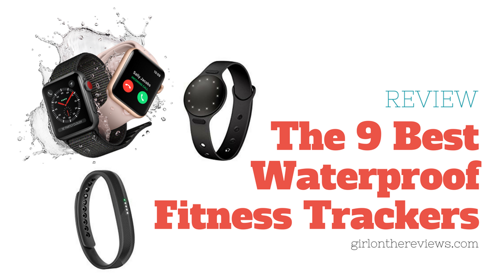 The 9 Best Waterproof Fitness Trackers