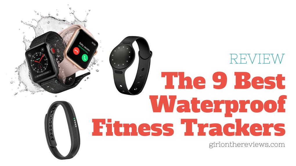 The 9 Best Waterproof Fitness Trackers