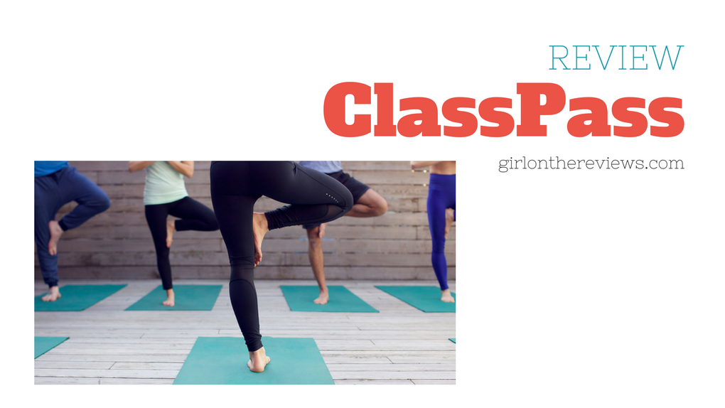 Classpass Fitness Classes Coupon Stackable