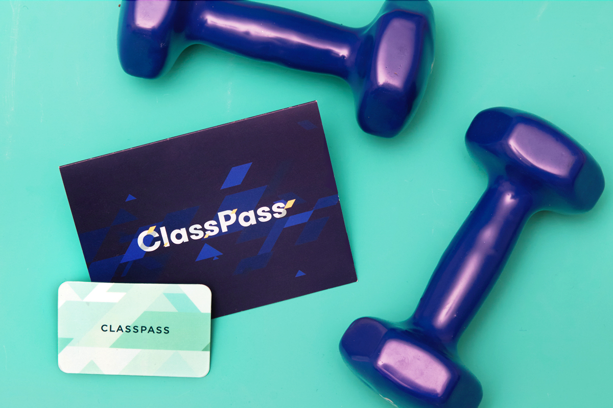 Classpass Fitness Classes Buyback Offer