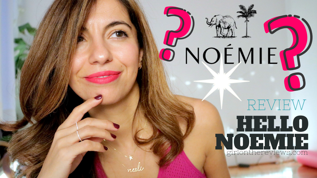 Hello Noemie Review – Buying My First Expensive Jewelry