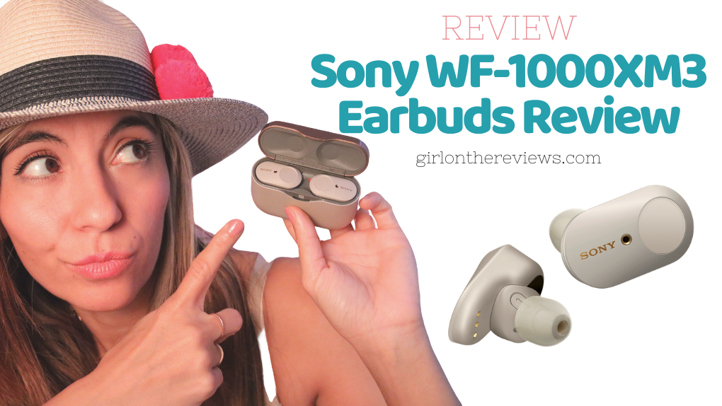 Sony WF-1000XM3 Earbuds Review – Does Wireless Noise Cancelling Work?!